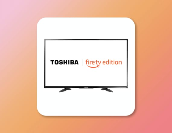 This on-sale TV comes with Amazon Fire TV built-in