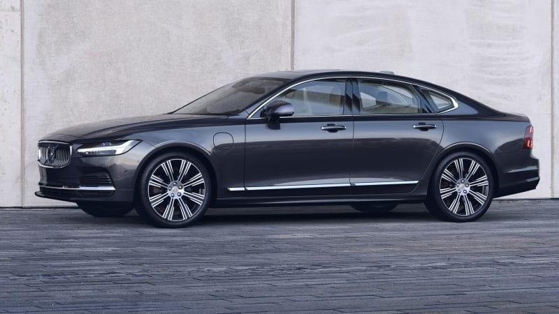 Volvo Recharge-Modelle erhalten mehr Leistung und elektrische Reichweite€