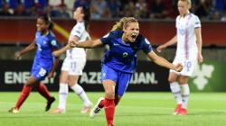 Les Bleues gagnent in extremis contre l'Islande pour leur 1er match de