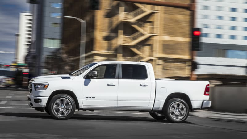 2019 Ram 1500 V8 First Drive Review