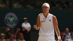 Kerber défait Williams et remporte le titre au tournoi de