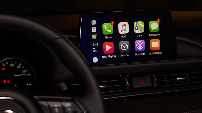 Apple Carplay And Android Auto Retrofit For 2014 And Newer Mazda