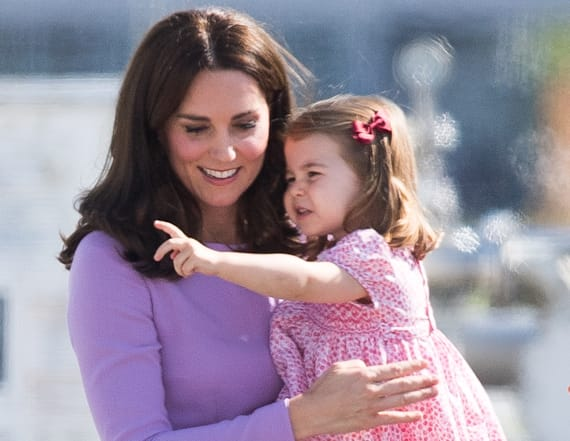 Princess Charlotte to attend nursery school in 2018