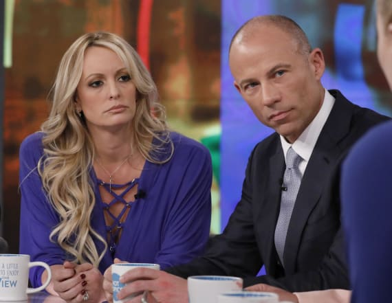 Judge suggests he'll dismiss Stormy Daniels' lawsuit