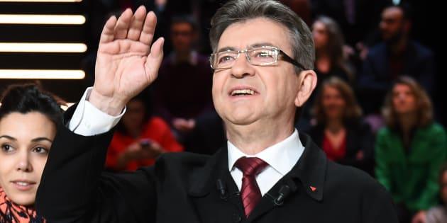 Pourquoi Mélenchon est le principal gagnant du débat (et Macron le grand perdant) AFP PHOTO / POOL / Eliot BLONDET