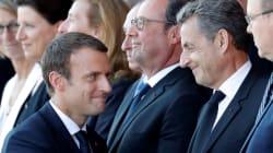 France: piqué par les critiques, Macron répond à son prédécesseur