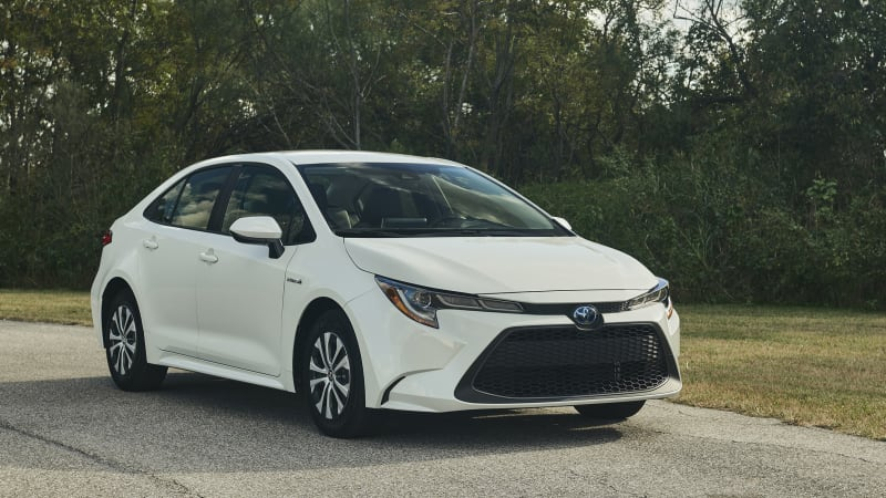 Toyota, Lexus improve hybrid battery warranty on 2020 vehicles