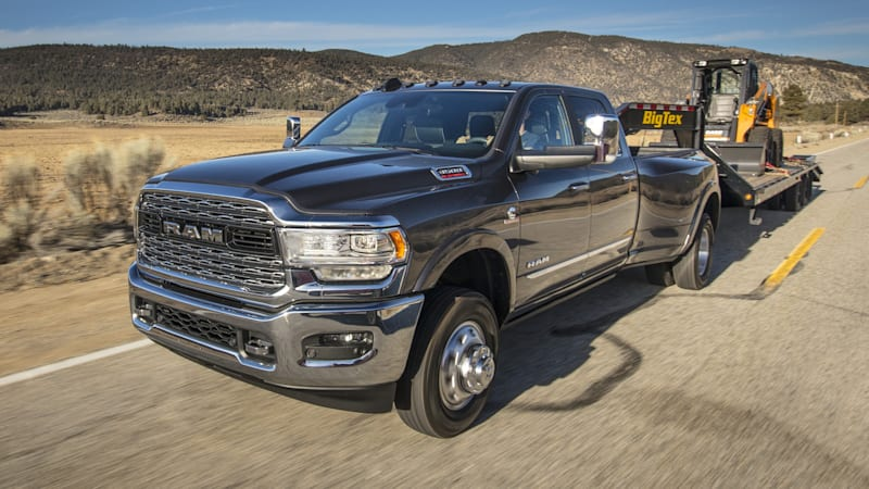 Turbo Diesel Trucks >> Ram Builds 3 Millionth Truck With Cummins Turbodiesel Engine