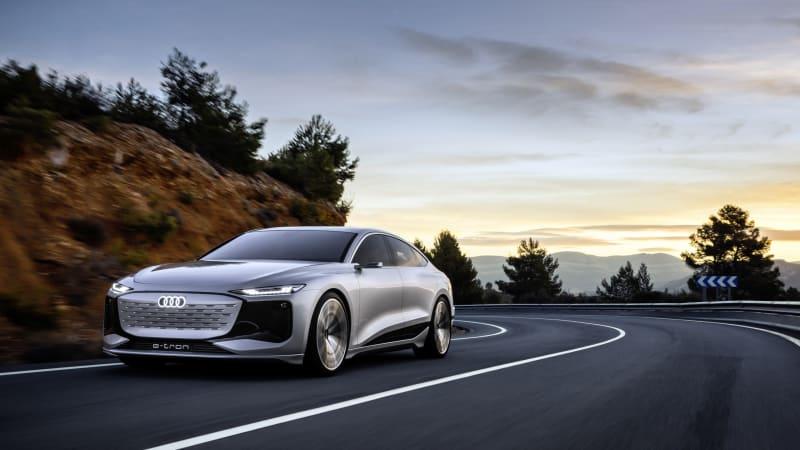 Audi-Roadmap liefert eine lange Reihe neuer Fahrzeuge in den nächsten vier Jahren