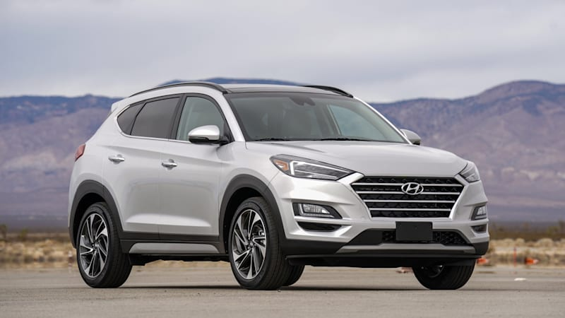 2019 Hyundai Tucson Reviews