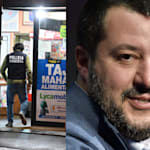 Muore durante controllo di polizia, aveva mani e piedi legati. Salvini:
