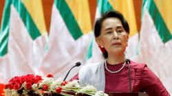 Líder birmana se compromete a ofrecer garantías a los rohingyas para que