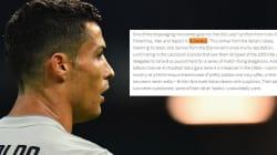 Il Manchester United infiamma la vigilia: sul sito la Juventus diventa