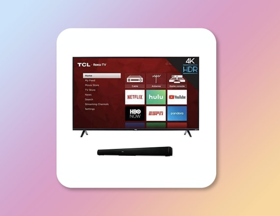 Over 15,000 Amazon shoppers love this TV deal