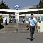 Volkswagen acepta usar 3 cañones antilluvia en
