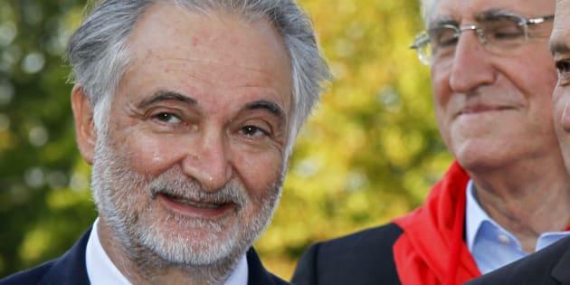Jacques Attali à l'université du MEDEF en août 2011. REUTERS/Charles Platiau (FRANCE - Tags: POLITICS BUSINESS)