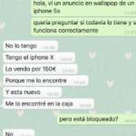 La indignante respuesta que obtuvo una chica al querer comprar un móvil por
