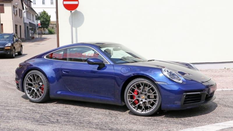 2020 Porsche 911 debut, sales timeline detailed