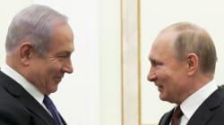 Netanyahu in Russia: lo 'spot elettorale' pochi giorni prima del voto in Israele (di U. De