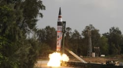 India Gears Up To Test Fire Agni V, A Missile Capable Of Reaching As Far As