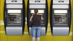 Commonwealth Bank, Westpac And ANZ Drop ATM