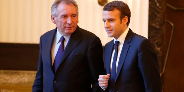 La démission de François Bayrou