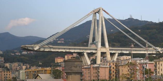 Atlantia accantona 350 milioni di euro per il crollo del ponte Morandi