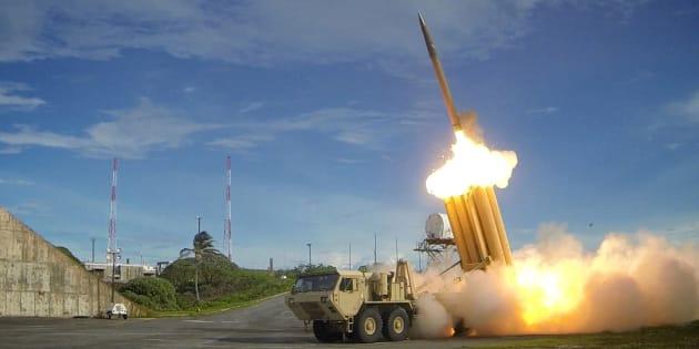 Les États-Unis déploient le bouclier antimissiles THAAD après les tirs nord-coréens