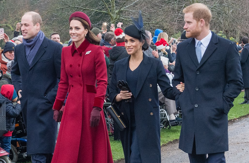 Kate and William to make Ireland trip during Prince Harry and Meghan Markle's UK visit