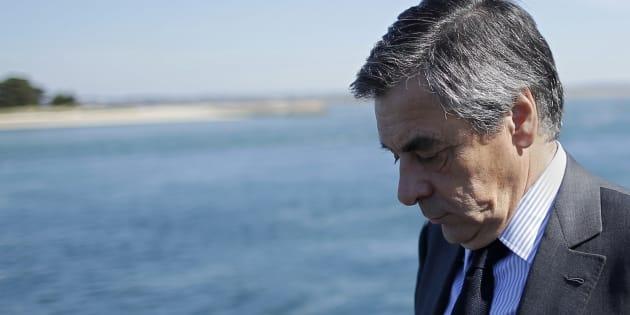 L'affaire Fillon, un véritable holdup judiciaire en pleine élection présidentielle. REUTERS/Stephane Mahe