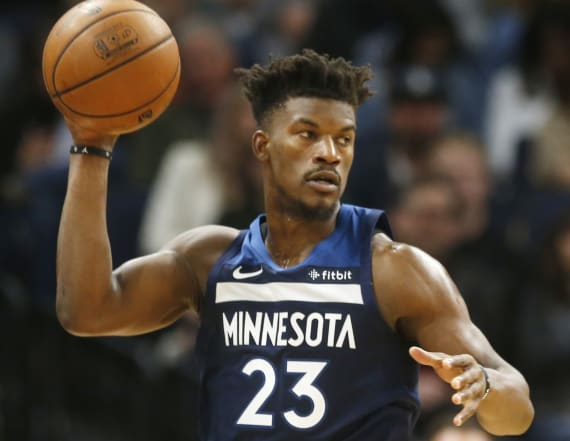 Jimmy Butler expected to make Sixers debut this week