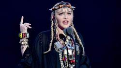 A controversa homenagem de Madonna a Aretha Franklin no VMA