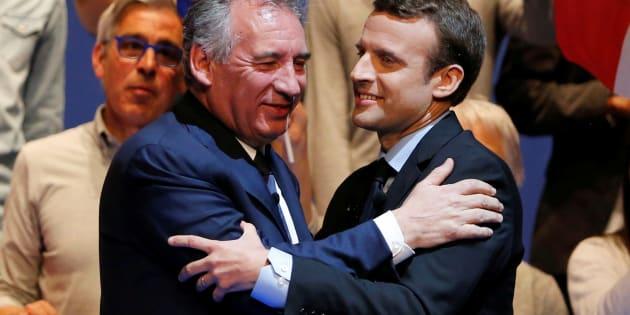 François Bayrou portera le projet de loi de moralisation de la vie publique voulu par Emmanuel Macron.