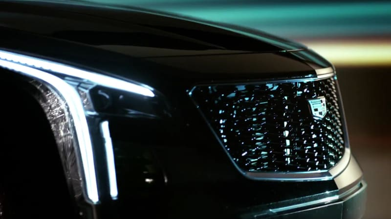 Cadillac Xt4 Crossover Teased In New Commercial Autoblog