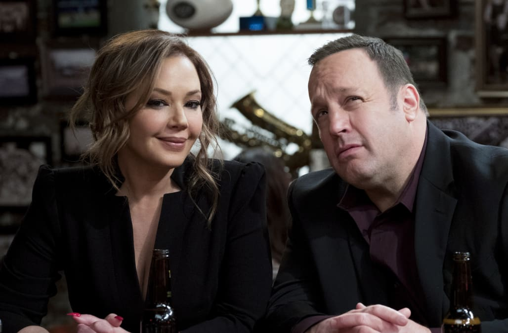Kevin James and Leah Remini respond to 'Kevin Can Wait