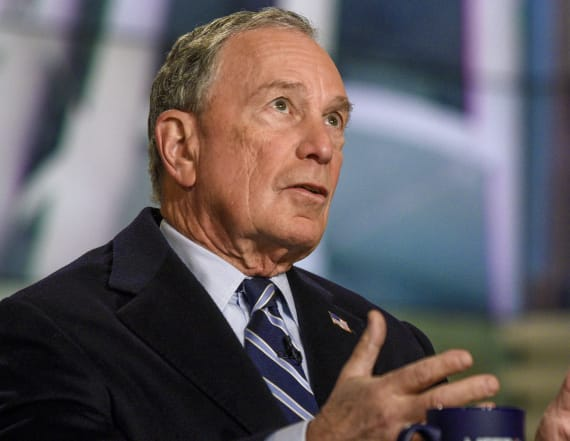 Bloomberg mulls where he'd have biggest impact
