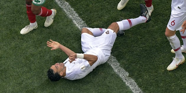Portugal-Maroc: Cette simulation grossière de Pepe face à Mehdi Benatia a inspiré les internautes.