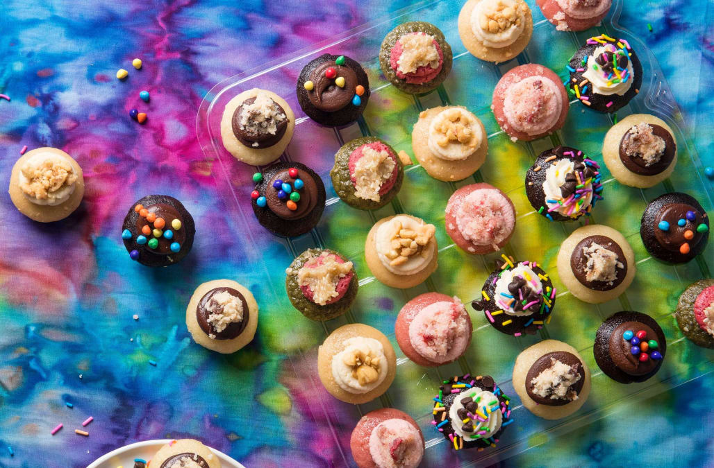 Baked By Melissa launches vegan cupcake collection for the