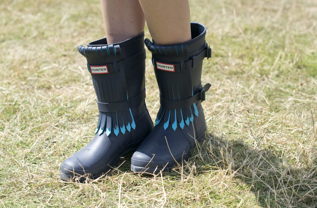 14 Hunter rain boots that are selling fast - AOL Shop
