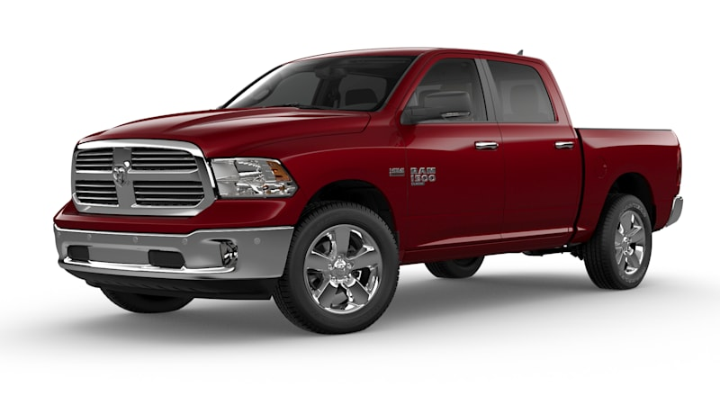 The driveshaft could fall off the 2018 Ram 1500 and 2019 Ram