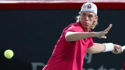 Denis Shapovalov est nommé l'athlète masculin de La Presse canadienne en