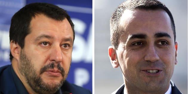 Luigi Di Maio e Matteo Salvini si sono incontrati per due or