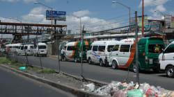 Desbordan usuarios e inseguridad transporte en #Edomex; no las soluciones de quienes buscan