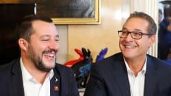 L'amico Strache. Dopo Orban, Salvini prosegue le diplomazie parallele: