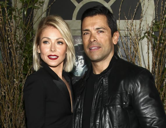 Kelly Ripa is 'banned' from one hotel