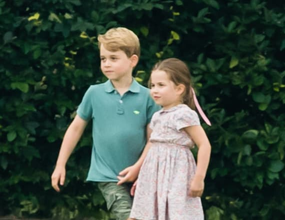 Prince George, Princess Charlotte 'dote' on Archie
