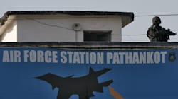 Pathankot Airbase Station On High Alert, Massive Search Ops