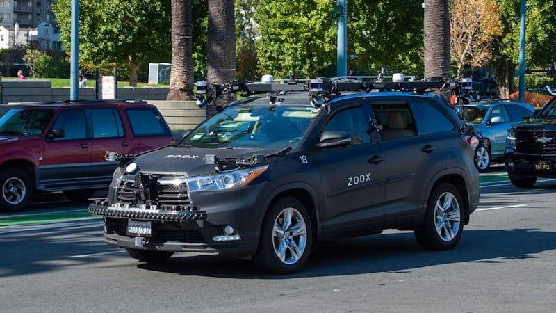 Zoox becomes fourth company to land driverless testing permit in California