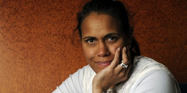 "Cathy Freeman has urged the Aussie track and field team to be ""free, strong, brave and bold."""