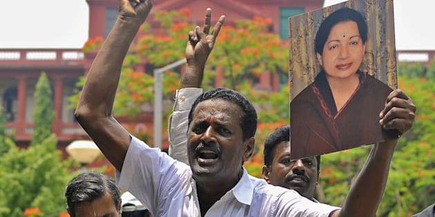 The situation in Chennai remains tense as AIADMK workers and supporters of Jayalalithaa are on the streets waiting for news on her health.